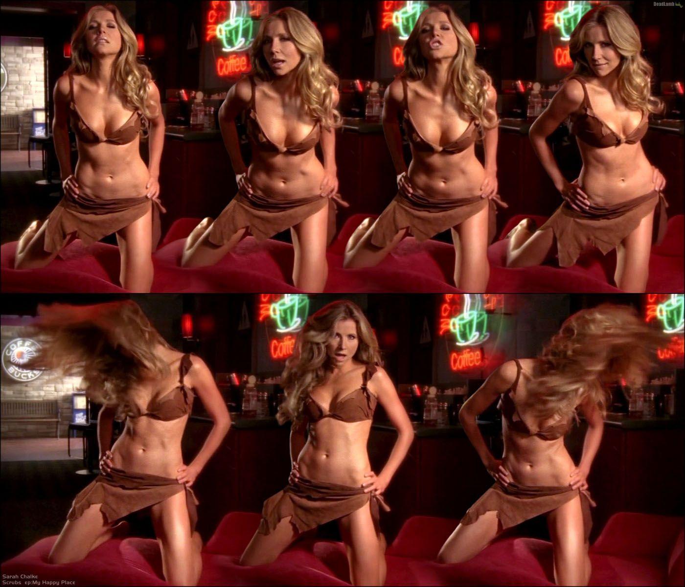 retro-sara-chalke-topless-gangbang-sexy