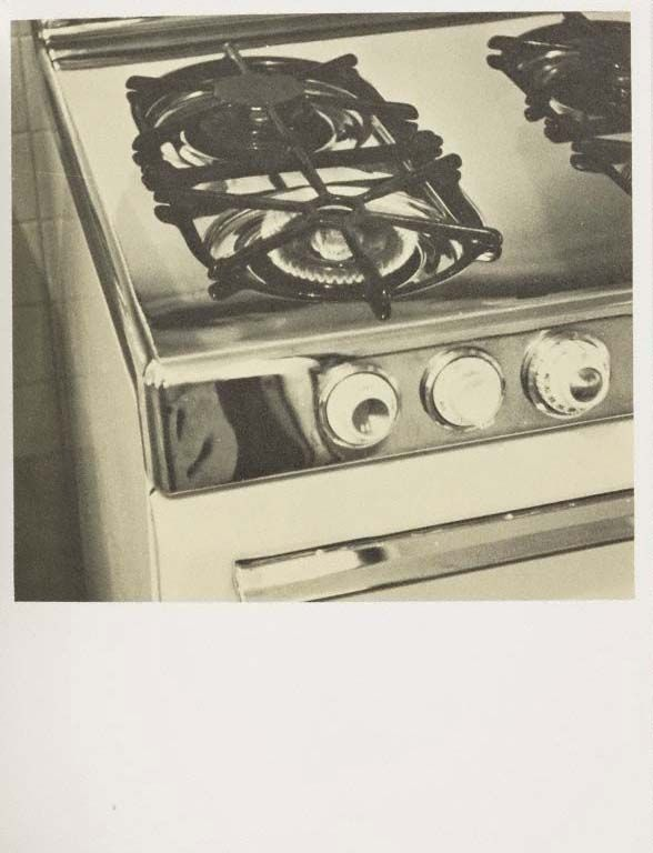 Edward Rushca, series 'Various small fires and milk'
