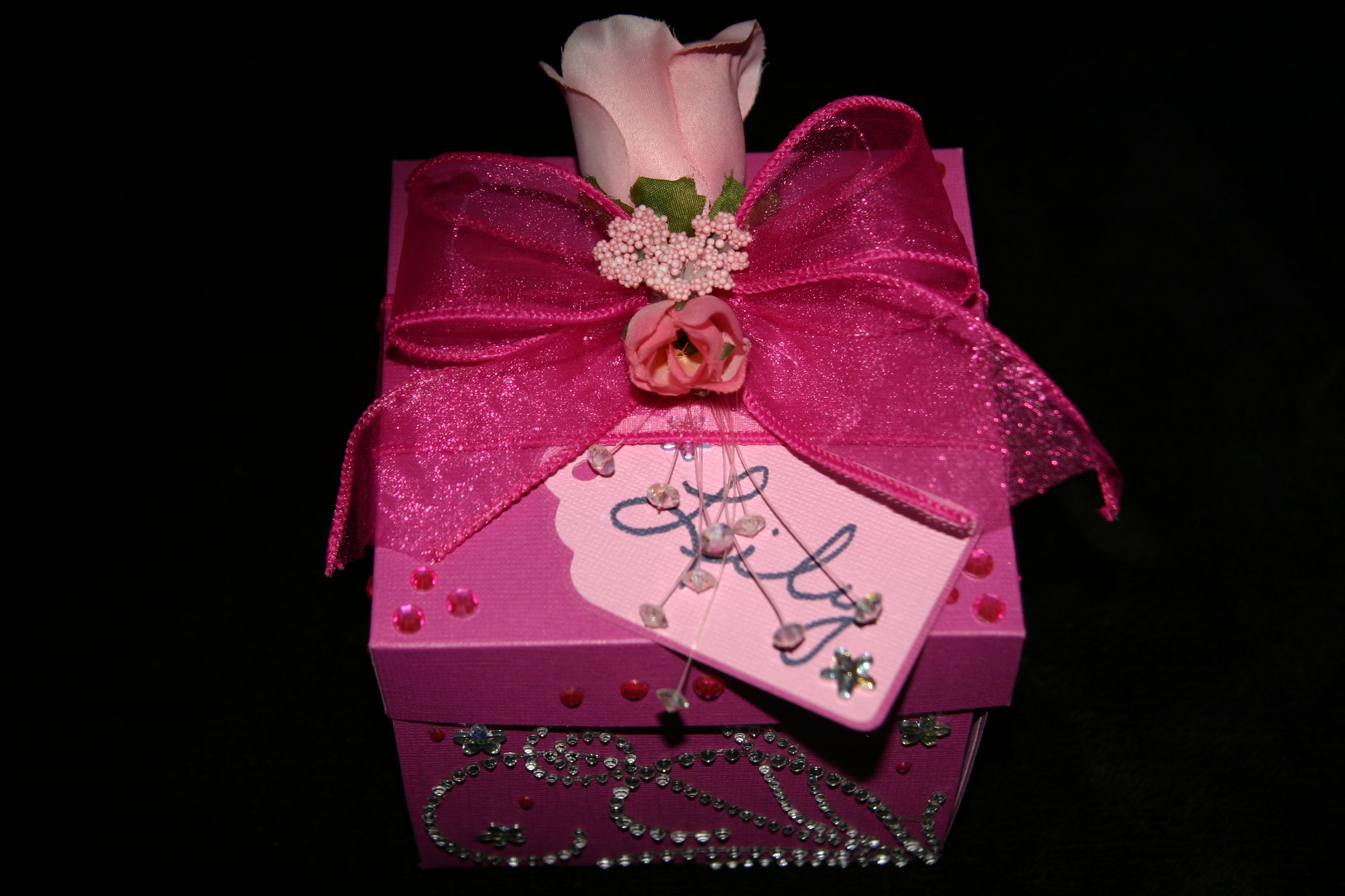 Princess Tea Party invitation. Explosion box. | Crafts-Things I\'ve ...