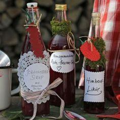 Fruchtige Liköre selber machen | Mein schönes Land bloggt