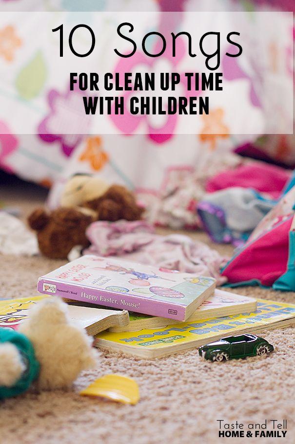 des chansons et des conseils pour motiver les enfants se ramasser affaires de petites m res. Black Bedroom Furniture Sets. Home Design Ideas