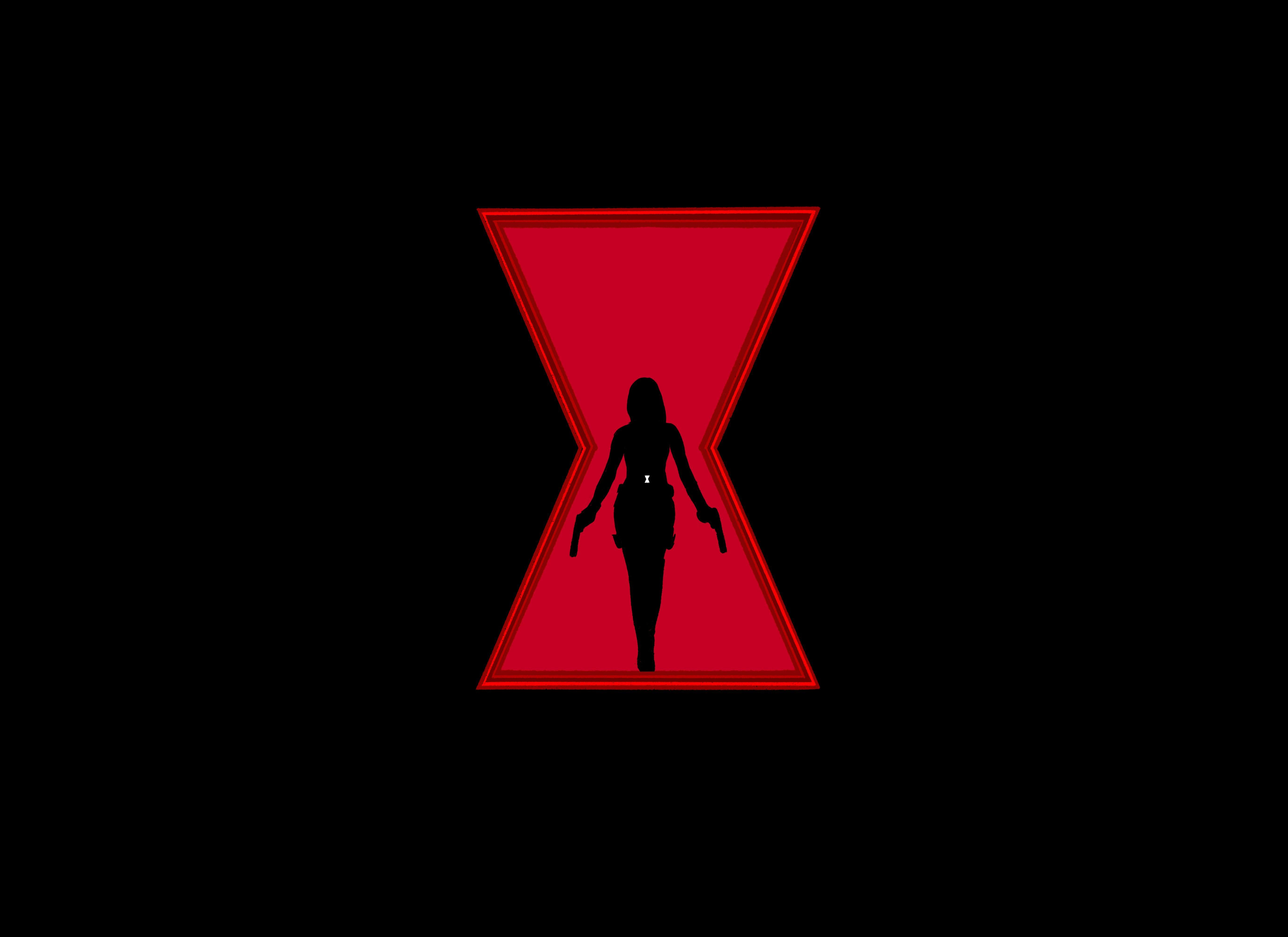 Black Widow Logo Based Off That Hat From Sdcc Black Widow Marvel Marvel Paintings Black Widow Painting