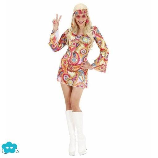 Vestidos estampados para carnaval