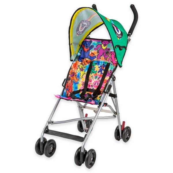 Product Image for Daphyls Grateful Dead Umbrella Stroller ...