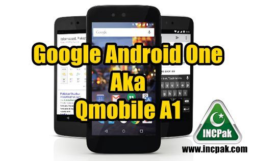 Google Android One Aka Qmobile A1 Android one, Android
