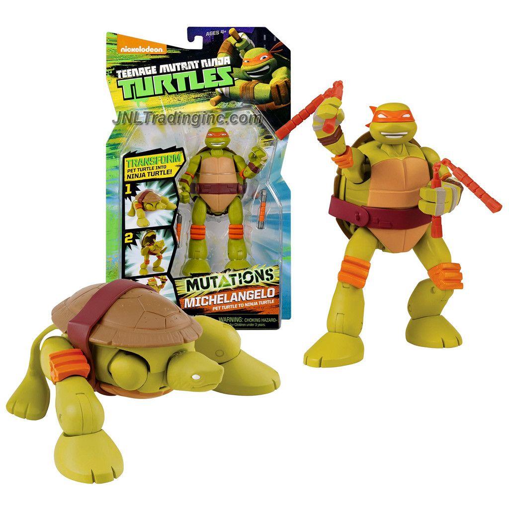 Teenage Mutant Ninja Turtles michealangelo Nunchuk Set de 2 Cosplay Nice TMNT