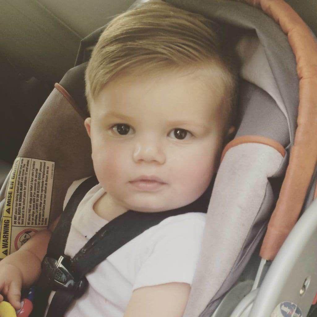Cute Baby Toddler Boys Hairstyles   Hair   Pinterest   Toddler boy ...