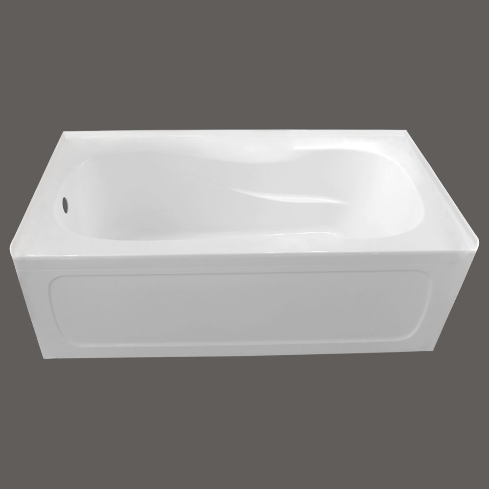 PRO Skirted Bathtub Left Hand Drain | Divadale | Pinterest | Bathtubs
