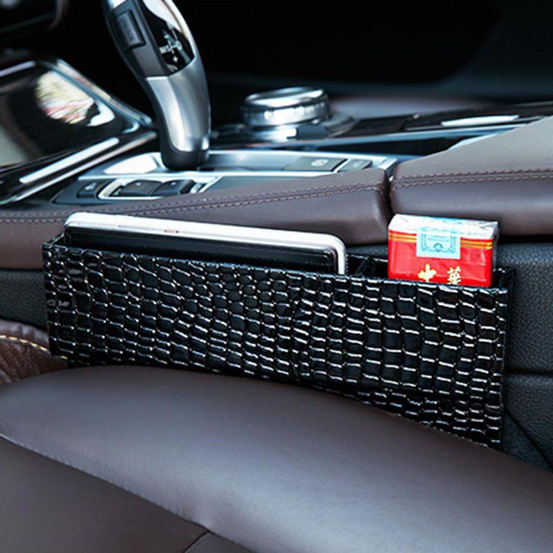 Car Seat Quilting Gap Storage Box Car Multi Function Car Storage Box Interior Accessories From Automobiles Motorcycles On Banggood Com En 2020 Accesorios De Cuero Cuero Accesorios