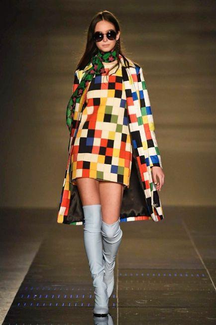 Milano Fashion Week FW 2015-2016 Au Jour Le Jour #AuJourLeJour #catwalk #Milan #moda #modadonna #sfilate #runway