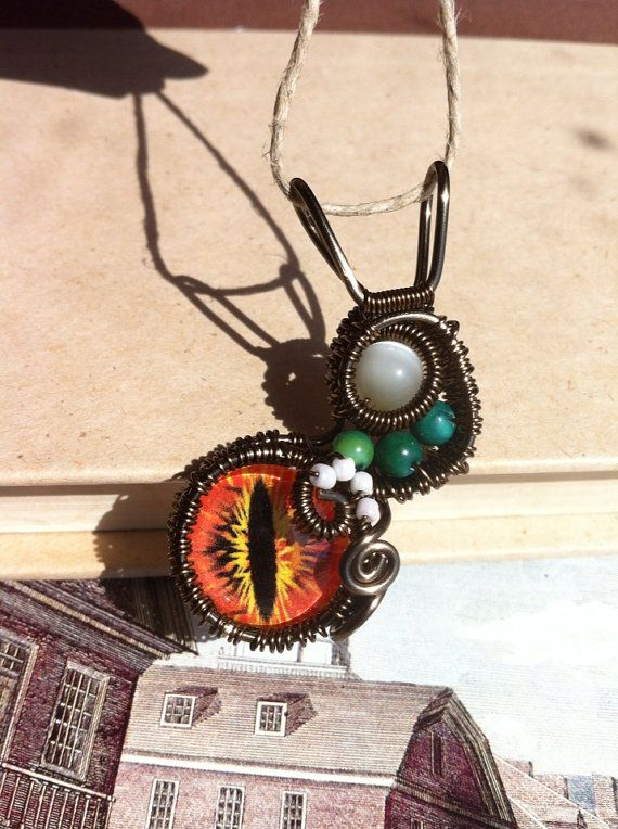 Steampunk Pendant  by lostthingsfound on Etsy, $38.00