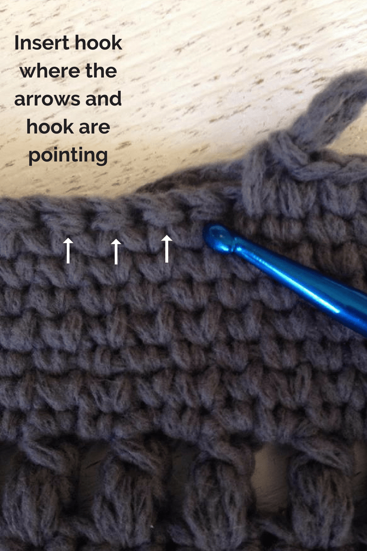 How To Crochet The Woven Stitch Looks Like Knitting Crochet