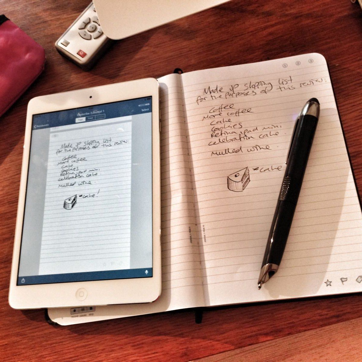 livescribe 3 smartpen i pad i mac zubeh r gadgets. Black Bedroom Furniture Sets. Home Design Ideas