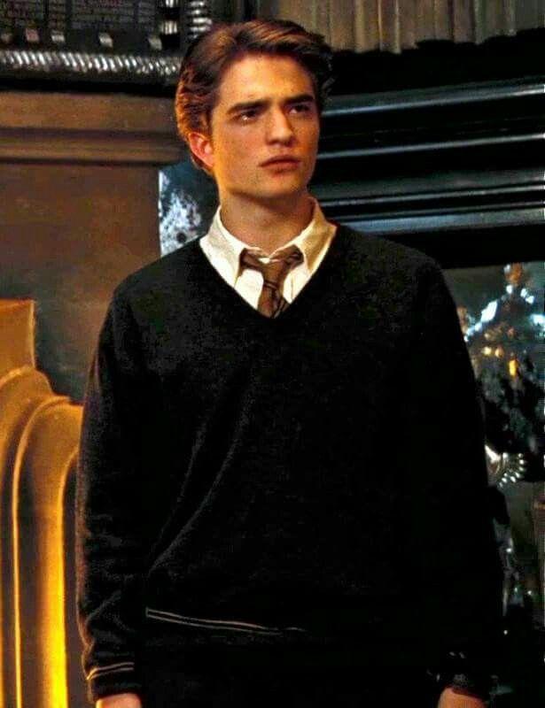 º Robert Pattinson Cedric Diggory Harry Potter Actors Harry Potter Goblet