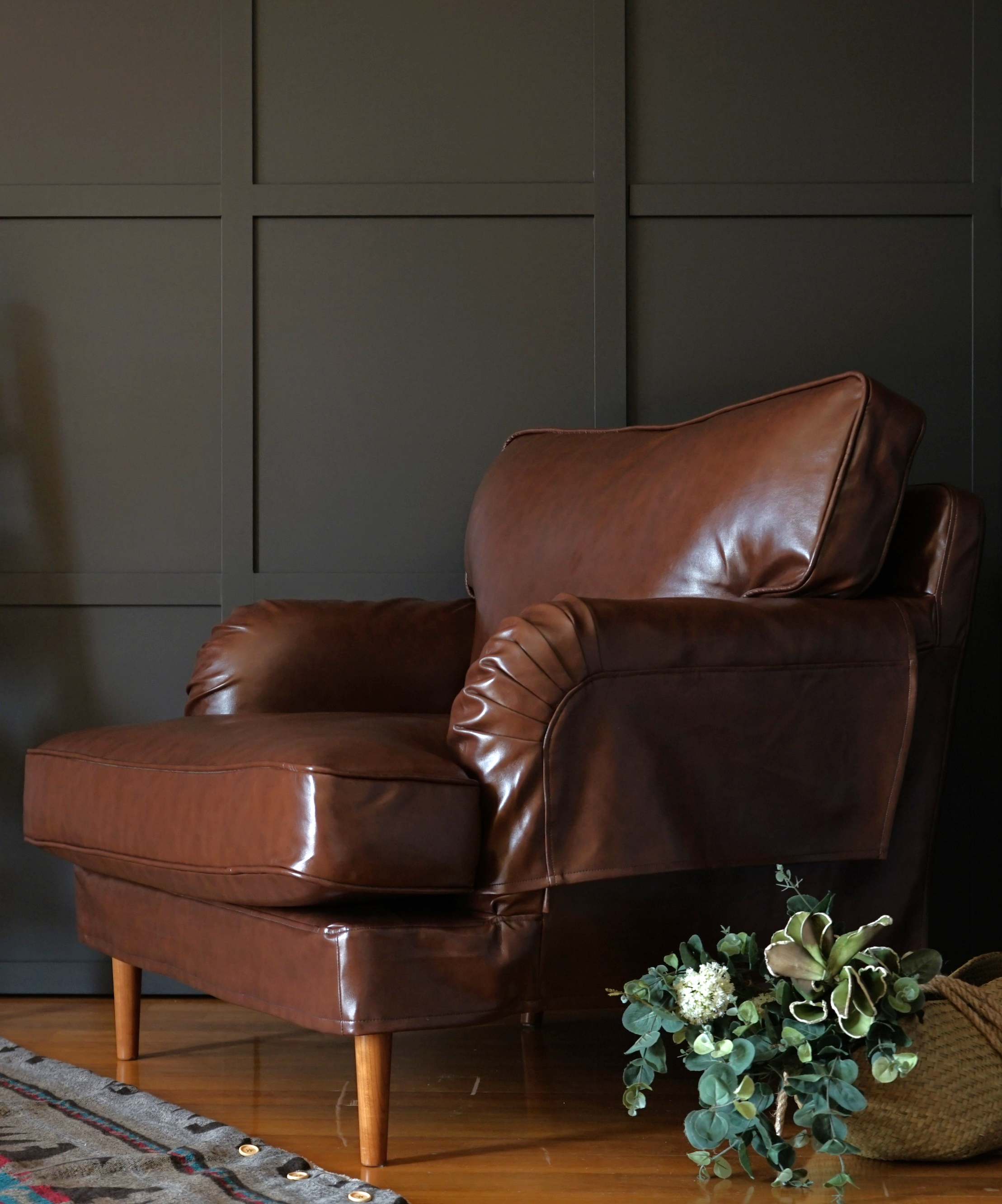 Repairing And Revamping Leather Couch Cushions Cushions On Sofa