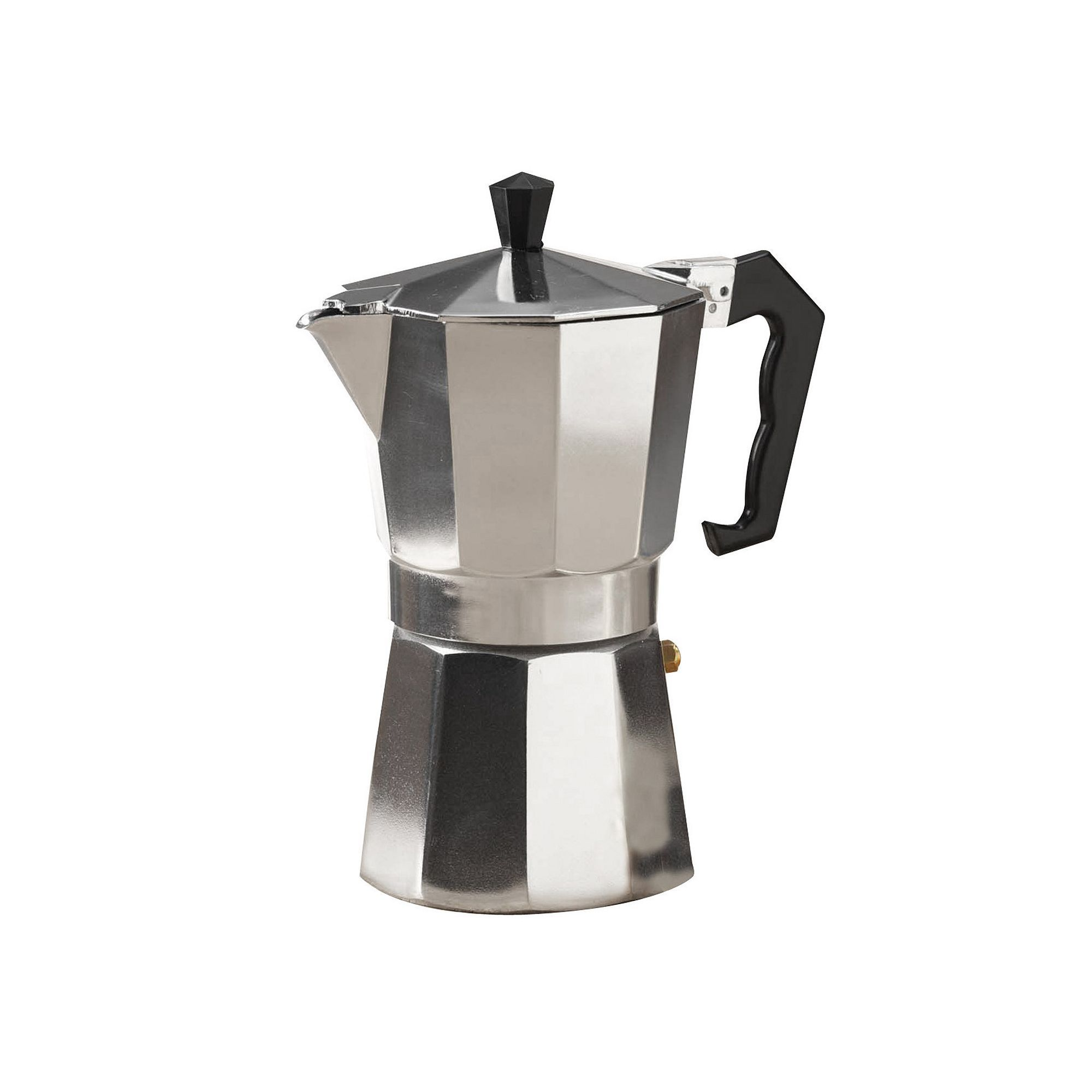 Primula cup stainless steel stovetop espresso maker bialetti
