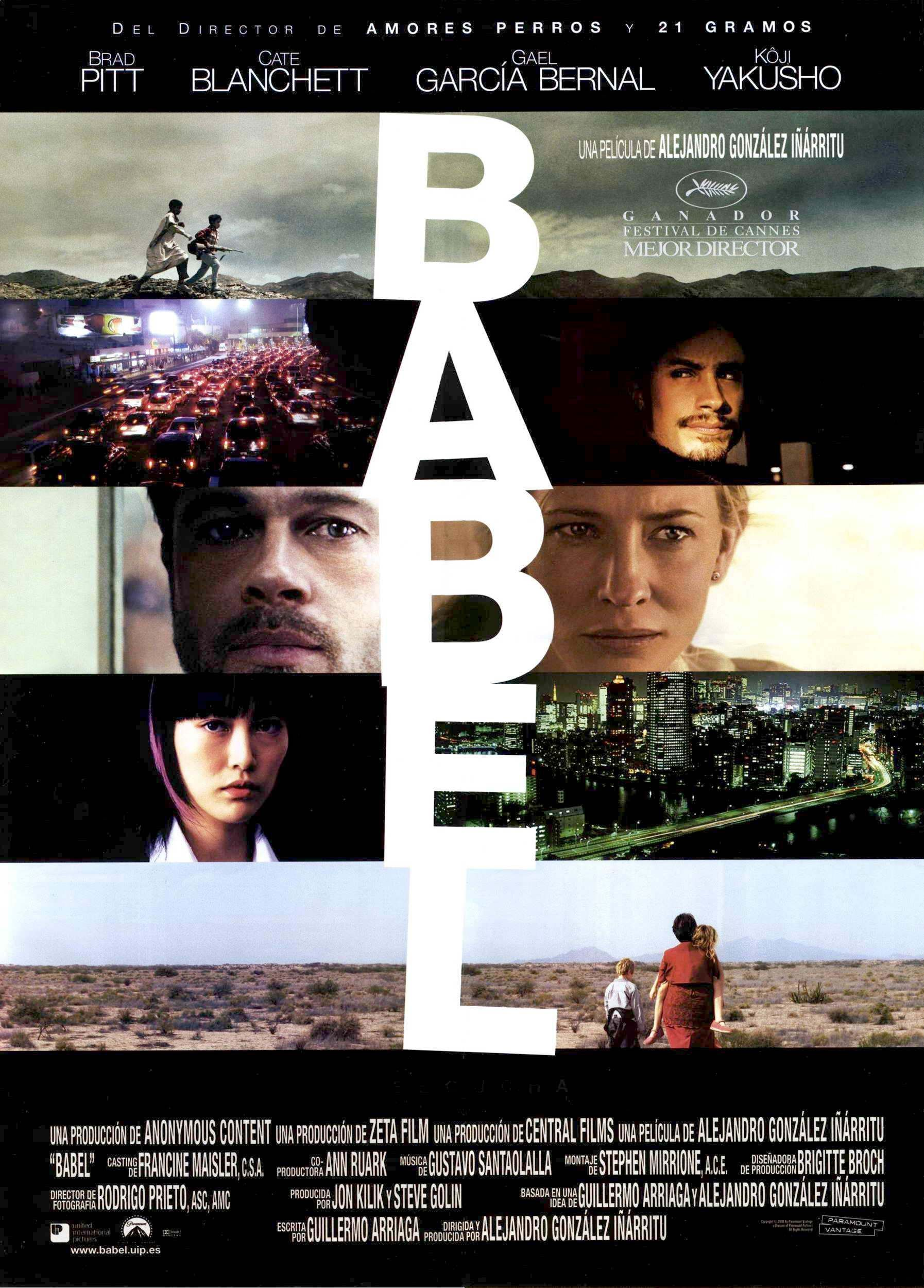 Babel Peliculas cine, Posters peliculas y Películas en línea