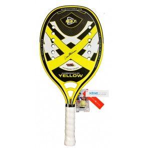 bff8108e0be1 Racchetta Beach Tennis MBT Yellow 2014 Linea Pro Prestige