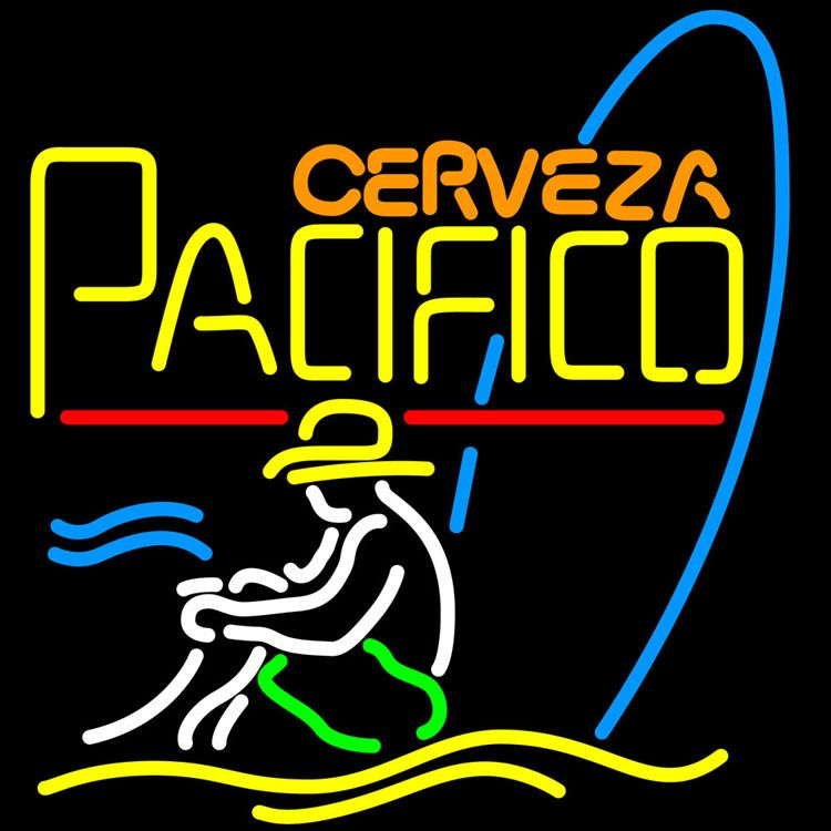 Pin on Pacifico Neon Beer Signs