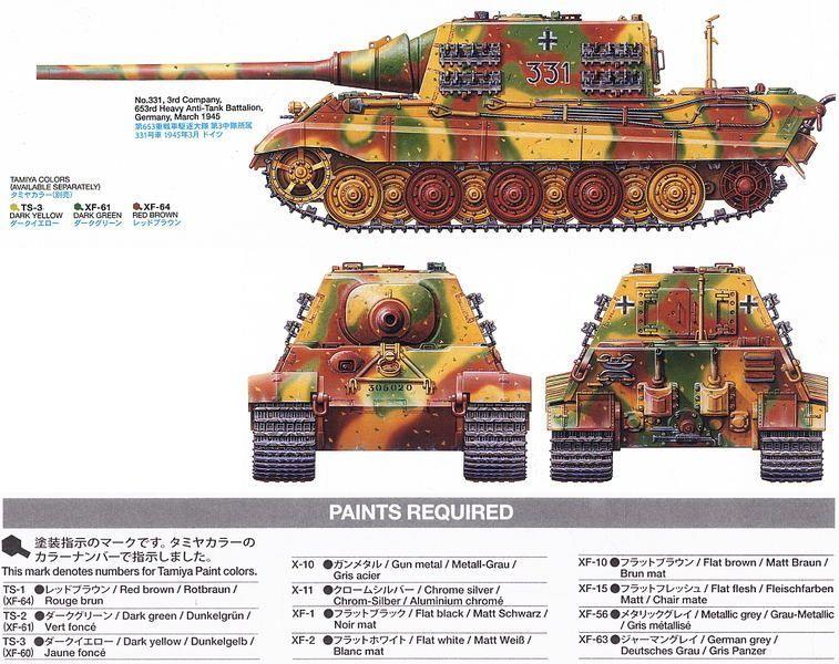 TS-3 Dark Jaune