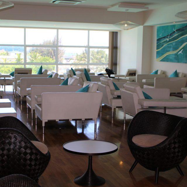 Conrad Maldives Airport Lounge At Male Seaplane Terminal
