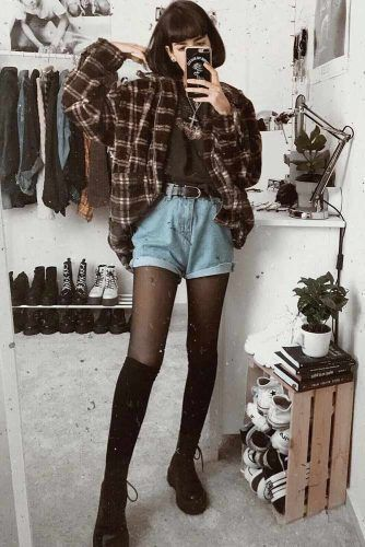 33 Flannel Fall Outfits Style Tips How to Wear Your Favorite Shirt  33 Flannel Fall Outfits Style Tips How to Wear Your Favorite Shirt