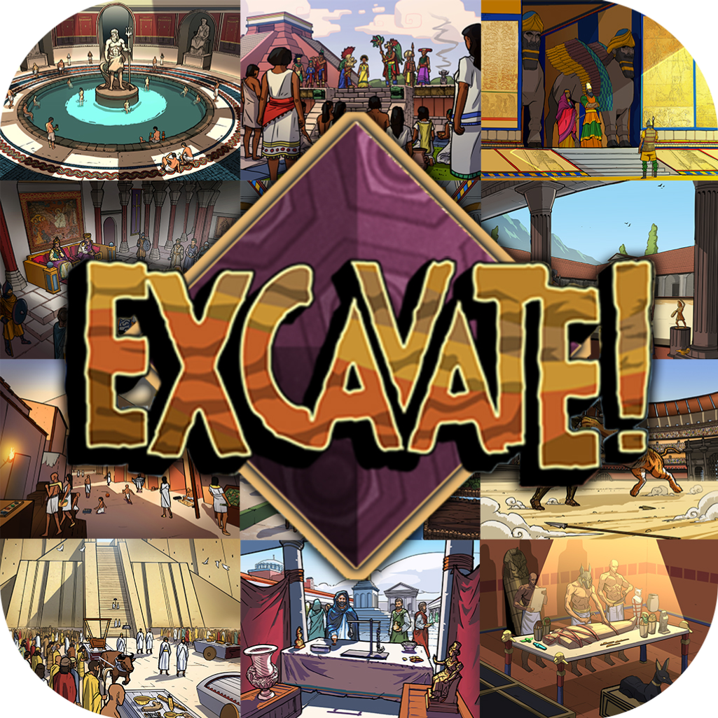 DIGIT! Games ® Releases Game Bundles for Excavate! Social