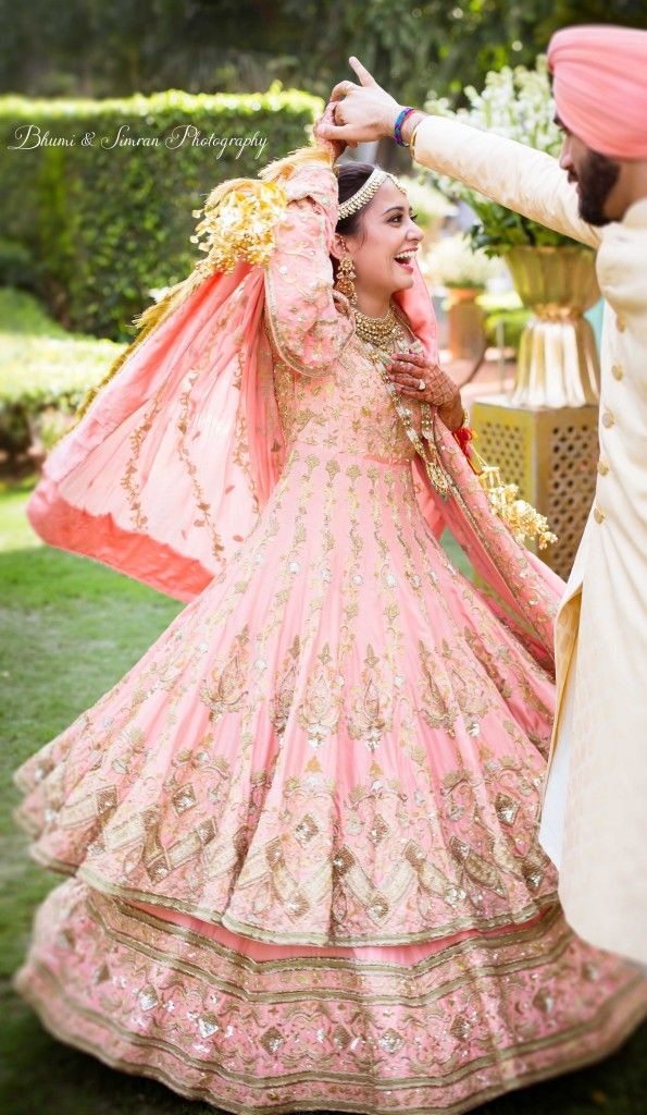 Don\'t Want A Red Wedding Lehenga? Here are 12 Brides Who Chose ...