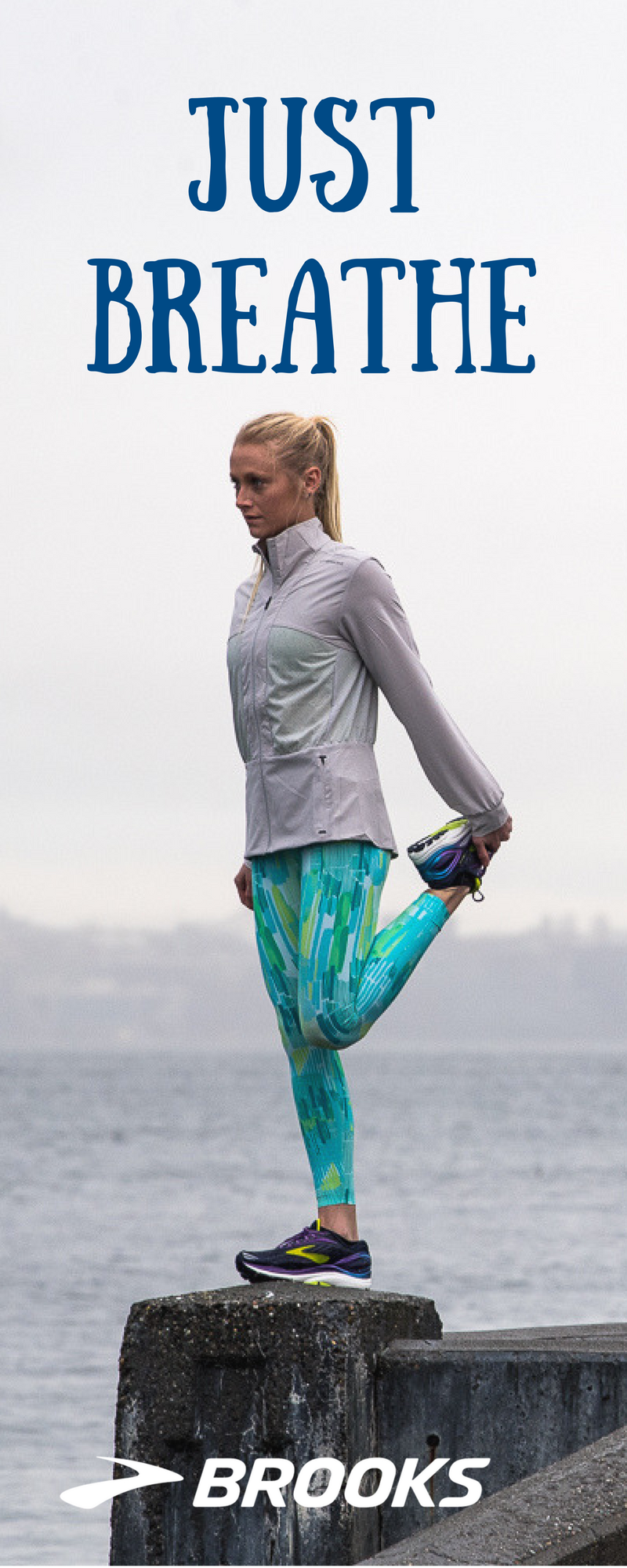 74259b5213d568 The Ghost Crop Running Tights| The Fremont Running Jacket | Women's Running  Gear| From Brooks Running