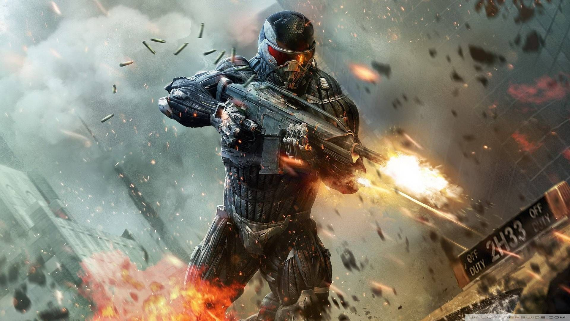 Hd Wallpapers Widescreen 1080p 3d View Full Size More Crysis 2 Wallpaper Full Hd 1080p Pc 1 Action Wallpaper Gaming Wallpapers Hd Wallpaper