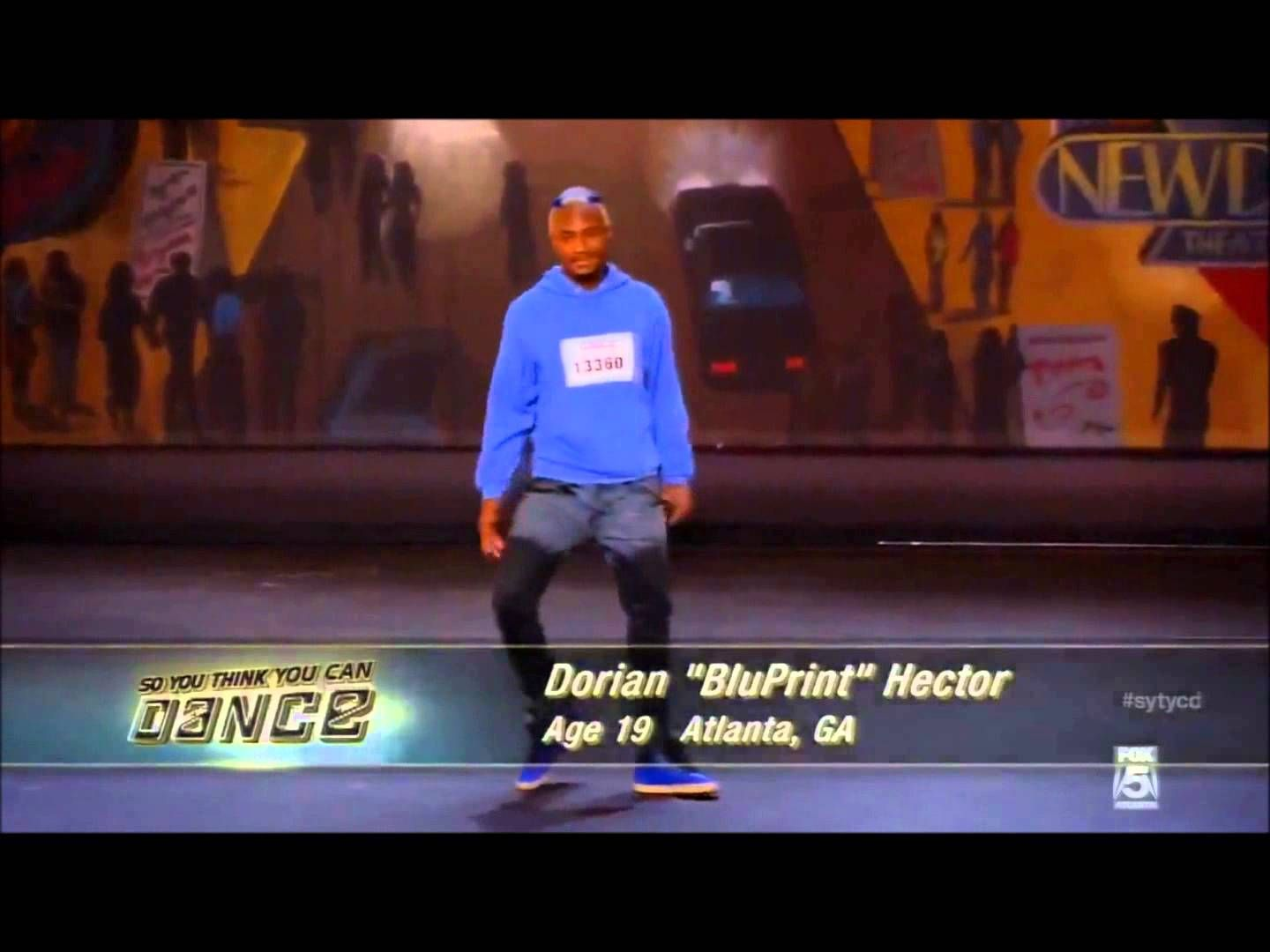 So you think you can dance dorian bluprint hector sytycd 9 dancing malvernweather Choice Image