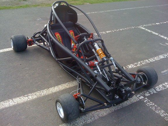Click this image to show the full-size version  | drag car | Go kart