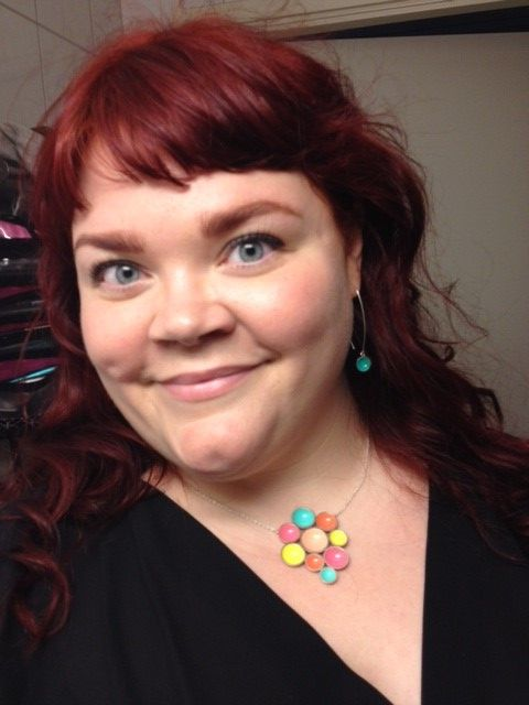 Färgglada smycken! Colorful jewellery! Made by Lisa Hjelmqvist, Sweden.