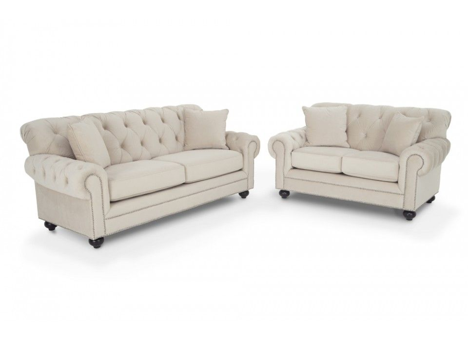 Victoria Sofa U0026 Loveseat | Living Room Sets | Living Room | Bobu0027s Discount  Furniture $999