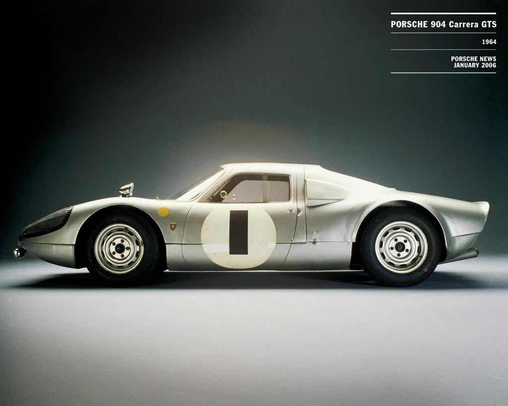 Super Design: Porsche 904