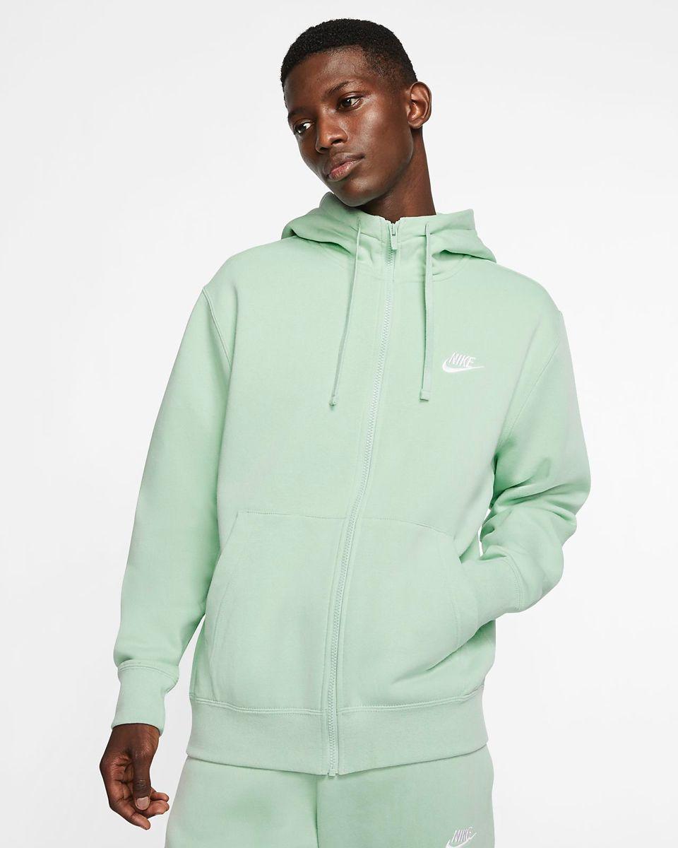 Nike Sportswear Club Fleece Men S Full Zip Hoodie Nike Com Full Zip Hoodie Hoodies Nike Sportswear [ 1200 x 960 Pixel ]