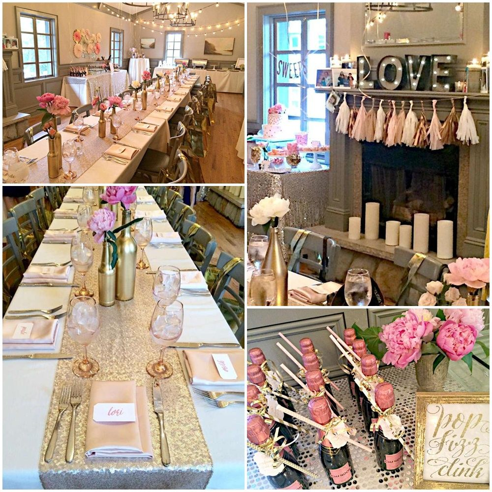 the common party held is bridal shower party