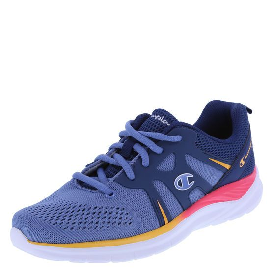 Lace up the Exhilarate Runner from Champion and enjoy Power Flex  Technology--a lightweight