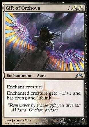 Gift Of Orzhova Magic The Gathering The Gathering Magic Cards Bringing destruction to the skies: pinterest