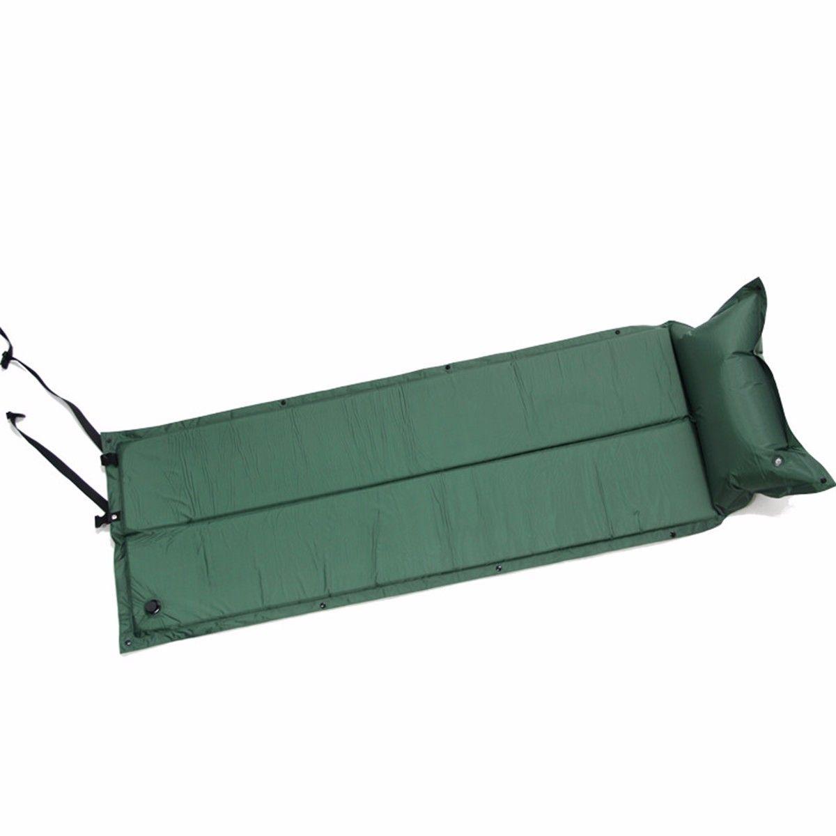 7adaad558b1e Outdoor Waterproof Dampproof Sleeping Pad Tent Air Mat Mattress ...