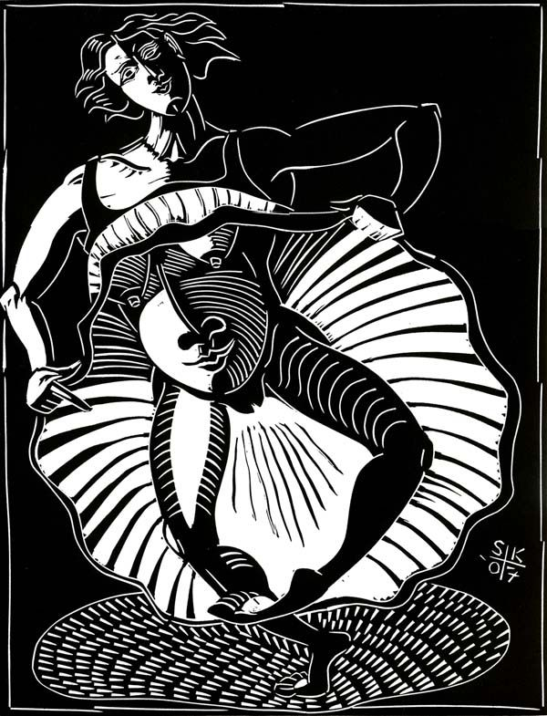 baubo goddess | Persephone in the Underworld -- Persephone entre