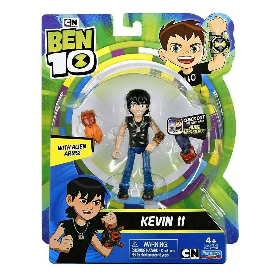 CN BEN 10 PLAYMATES TOYS FIGURES BEN 10 HEROES ASSORTMENT COLLECT CHOOSE ONE
