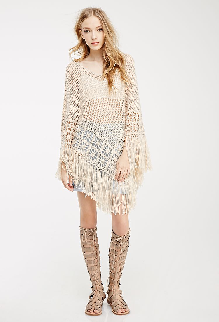 Poncho work pinterest knitted poncho ponchos and st