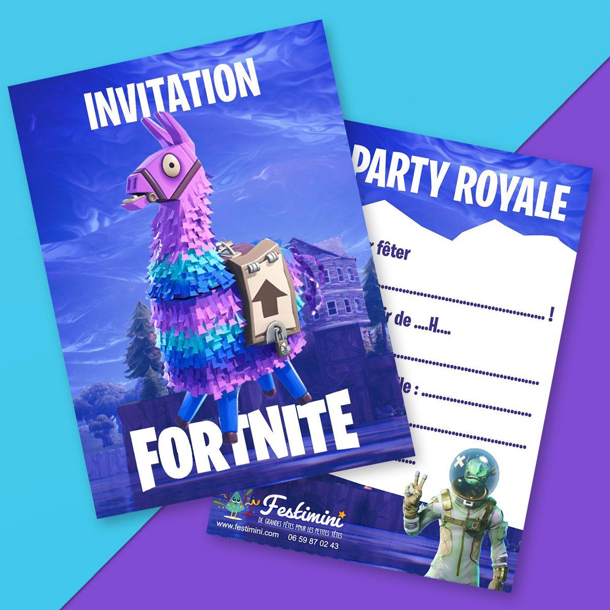 Imprimez vos invitations d'anniversaires   Invitation anniversaire, Decoration anniversaire ...