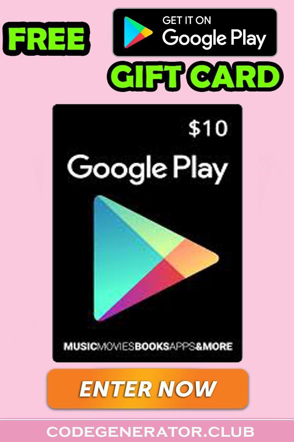 How To Get Free Google Play Gift Cards Free Google Play Gift Card Unused Code How Google Play Gift Card Free Gift Card Generator Amazon Gift Card Free