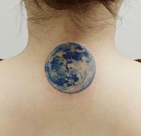 Luna Llena Tatuajes Luna Llena Tatuajes Y Tatuajes De Rosas