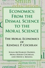 Kendall P. Cochran believed that economists moved too far in the direction of analysis free of words like ought and should, and he devoted his career to establishing that economics is a moral science.  Cochran's articles collected herein argue persuasively that economists have a moral obligation to provide policy recommendations that are consistent with a social agenda of fairness and opportunity.
