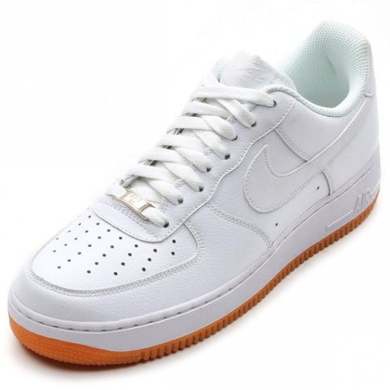 new style 9ec6d 089cf Nike Air Force 1 Low - White Gum