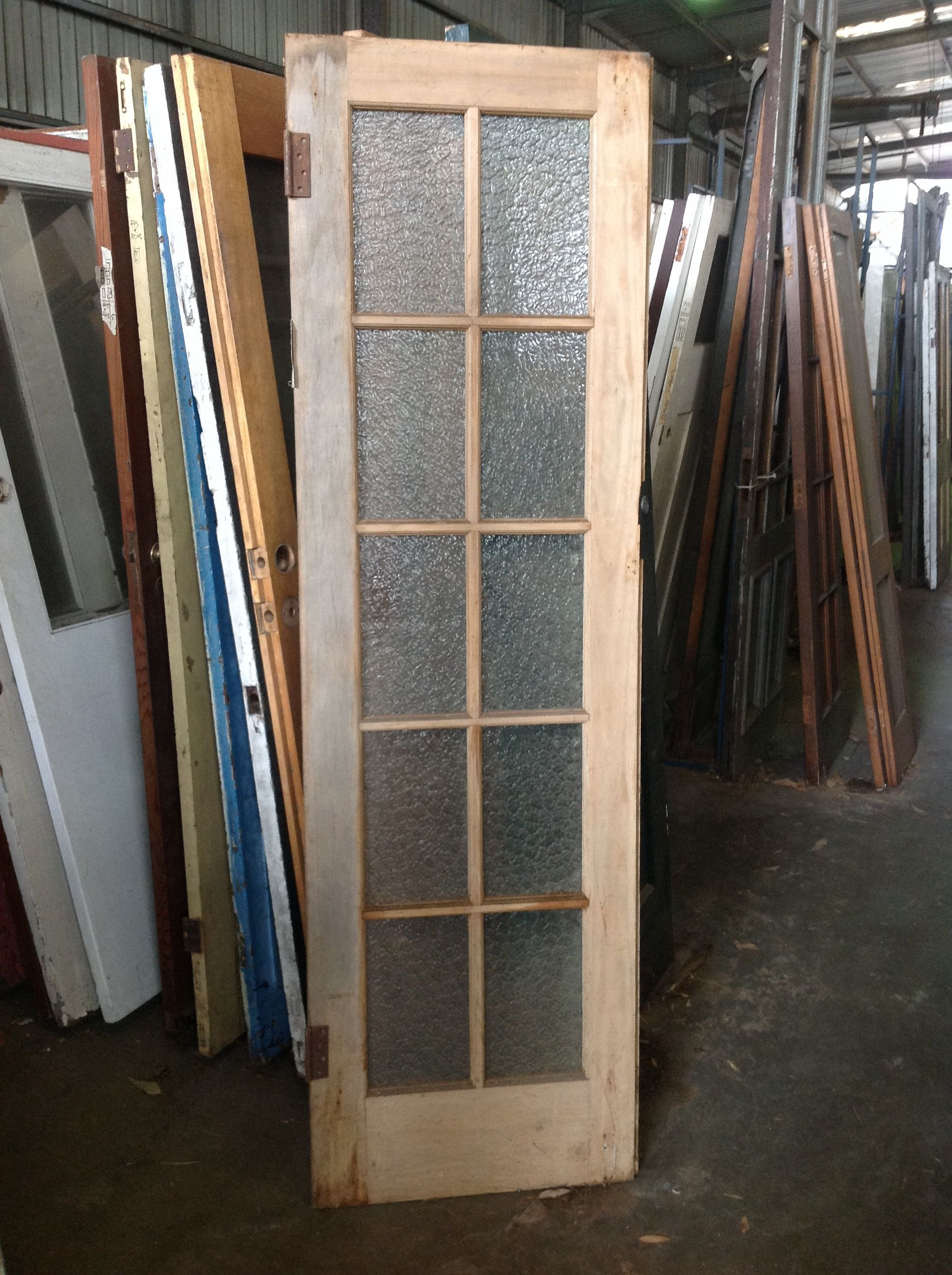 Second Hand Glass French Door With Images Glass French Doors French Doors Interior Projects