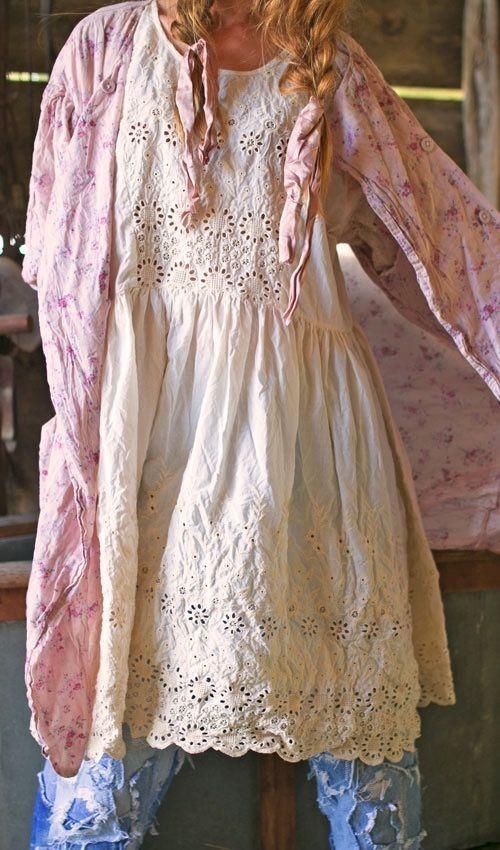 4046f518458ec Magnolia Pearl by consuelo | Bohemia in 2019 | Fashion, Magnolia ...
